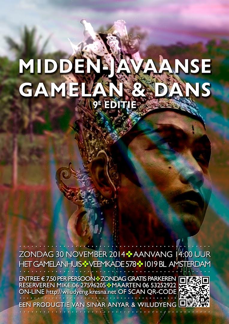 9e editie concert Gamelan en Dans