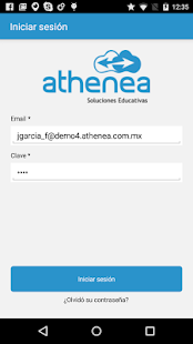 Athenea - náhled