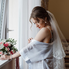 Wedding photographer Olya Yaroslavskaya (olgayaros86). Photo of 22.09.2018