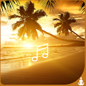 Paradise Beach-Waves Flowing icon