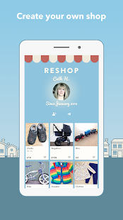 Reshopper - Buy and sell second hand for kids- screenshot thumbnail