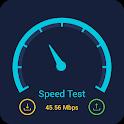 Fast Internet Speed test Meter icon