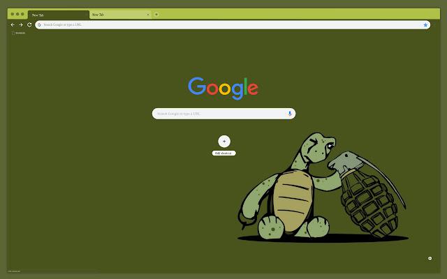 Turtle mine