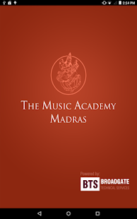 The Music Academy- screenshot thumbnail