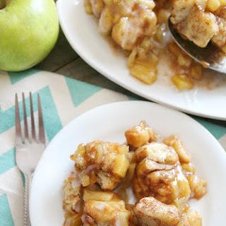 Apple Cinnamon Roll Monkey Bread Recipe Video