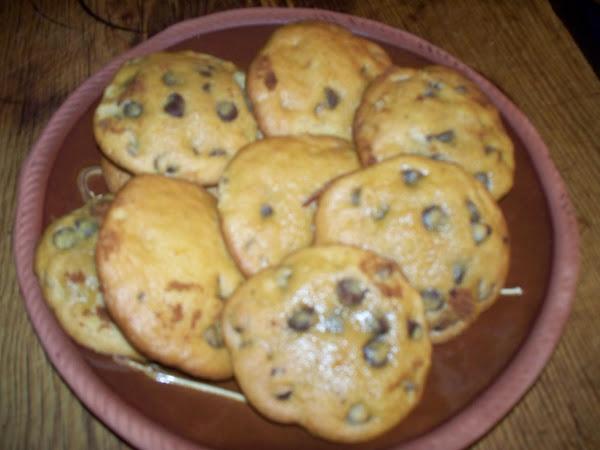 Pumpkin-maple Chocolate Chip Cookies Recipe