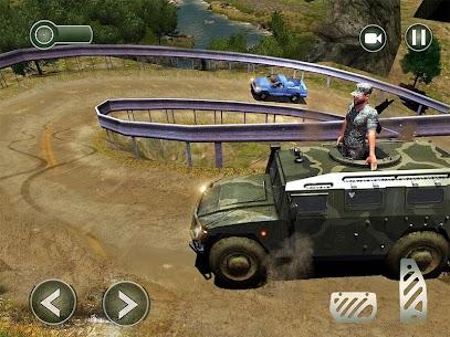 OffRoad US Army Transport Sim 8