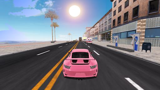 City Racing Traffic Racer 2.0 14
