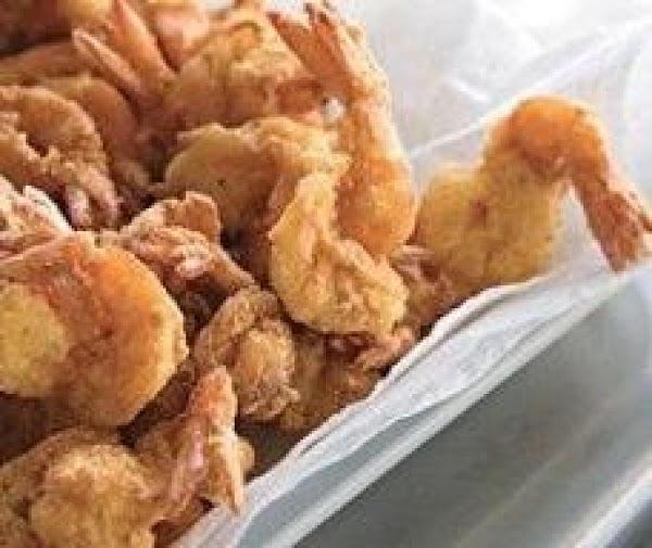 Egyptian Fried Shrimp Recipe