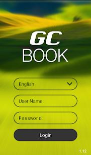 GCBook - náhled