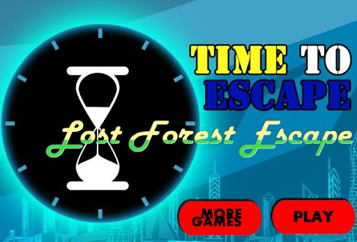 LostForestEscape