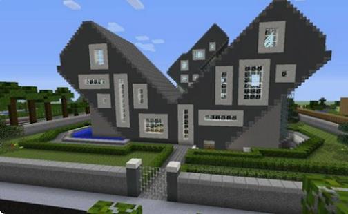 Download Moderne Minecraft Häuser APK APK Für Android - Minecraft hauser installieren