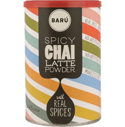 Spicy Chai Latte – Baru