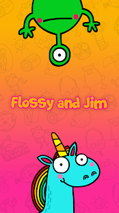 Flossy and Jim Lock Screen- screenshot thumbnail