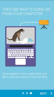 Perch - Simple Home Monitoring Screenshot 3