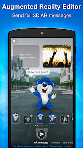 Snaappy Mod Apk V1.5.689- AR Social Network 3