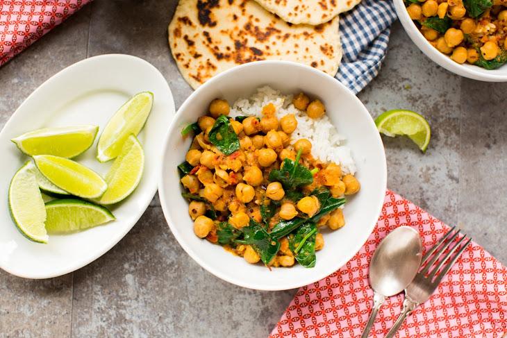 Vegan Slow-Cooker Chickpea Tikka Masala Recipe
