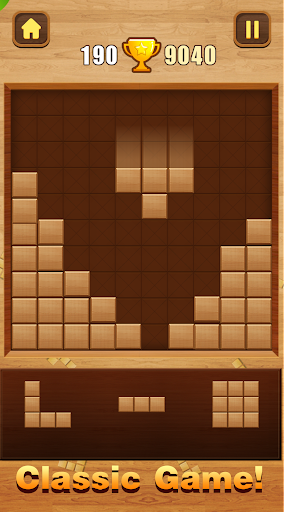 Wood Block Puzzle 1.8.0 screenshots 2