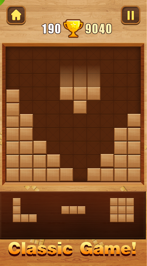 Wood Block Puzzle game for android download apk – BioApk
