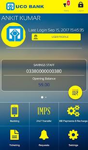 App UCO mBanking APK for Windows Phone