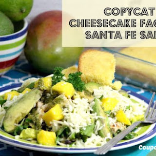 Copycat Cheesecake Factory Santa Fe Salad