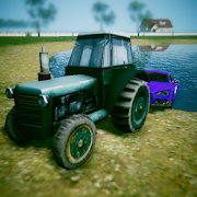 Sim Towing Tractor