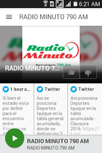 RADIO MINUTO 790 AM- screenshot thumbnail