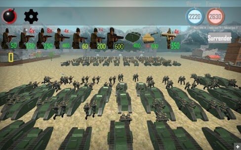 WORLD WAR II: WESTERN FRONT BATTLES 1.5 [MOD APK] Latest 2