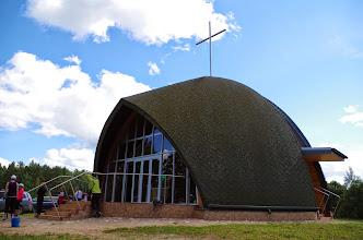 Photo: Šv. Mergelės Marijos apsireiškimo vieta - bažnyčia