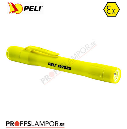 Ficklampa Peli 1975 LED Zone 0