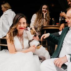 Fotografo di matrimoni Dasha Tebenikhina (tebenik). Foto del 24.07.2019