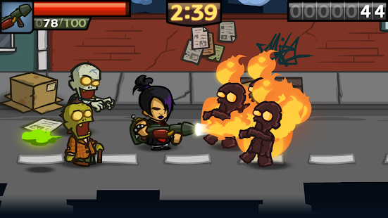 Zombieville USA 2 Screenshot