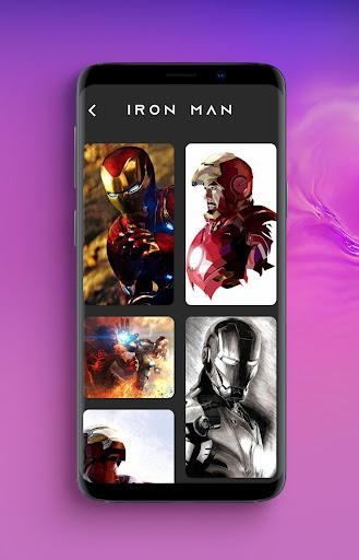 Superheroes Wallpaper HD 2K 4K 2019 1.4 Screenshots 5