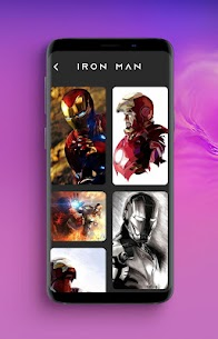 Superheroes Wallpaper HD 2K 4K 2019 App Download for Android 5