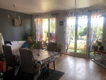 Appartement 4 pièces 81,09 m2
