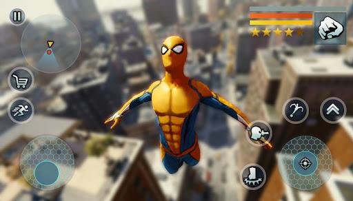 Spider Rope Gangster Hero Vegas - Rope Hero Game apkmr screenshots 3