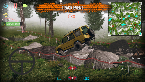 [PROJECT:OFFROAD][20] screenshot 4