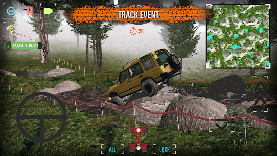 [PROJECT:OFFROAD][20] 4