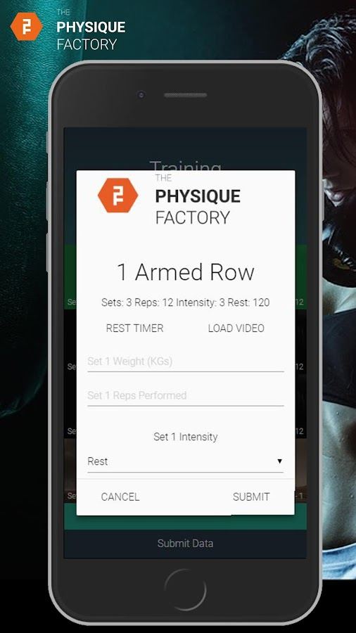 The Physique Factory Athletes- screenshot