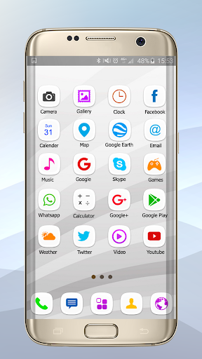 Theme for Xiaomi Mi Max 1.1.5 screenshots 1