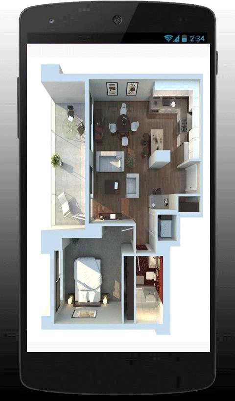 3D House Planner- screenshot