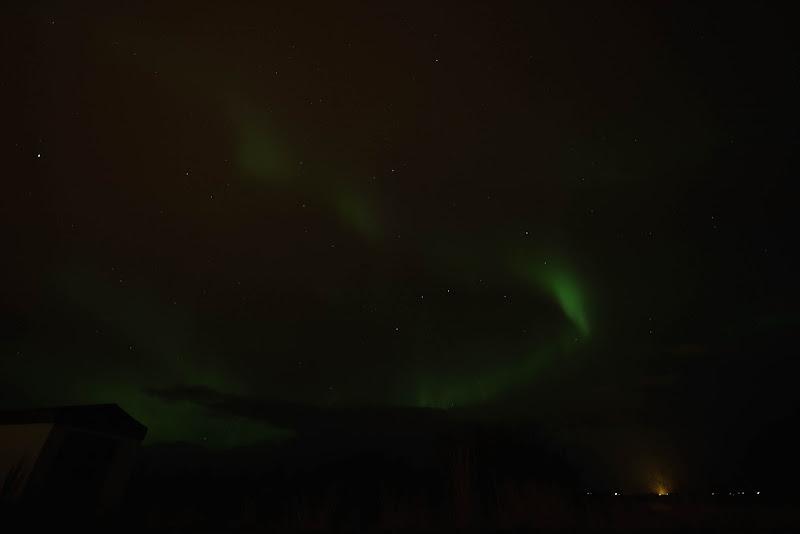 Aurora boreale. di Cristhian Raimondi