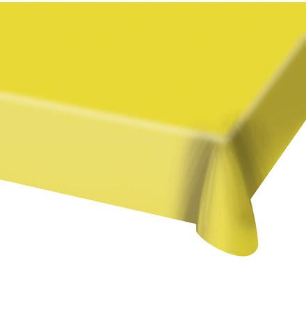 Duk, gul, 180x130 cm