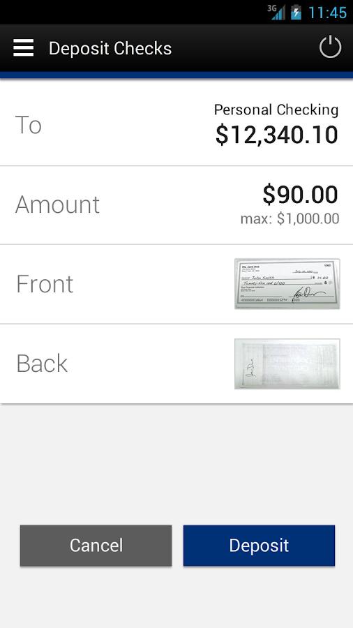 Sun National Bank - screenshot