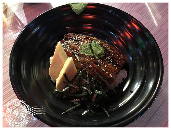 旬樂居酒屋-鰻魚丼飯