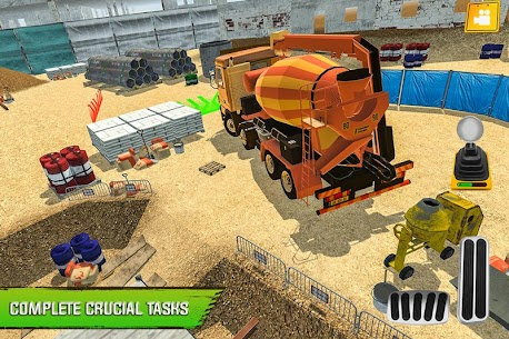 Construction Site Truck Driver App Download For Android and iPhone 2