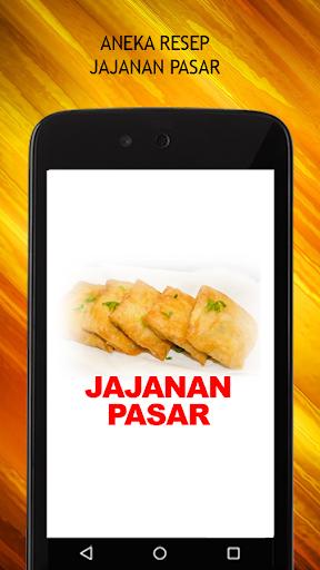 Resep Jajanan Pasar