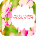 Photo Frames Season Flower icon