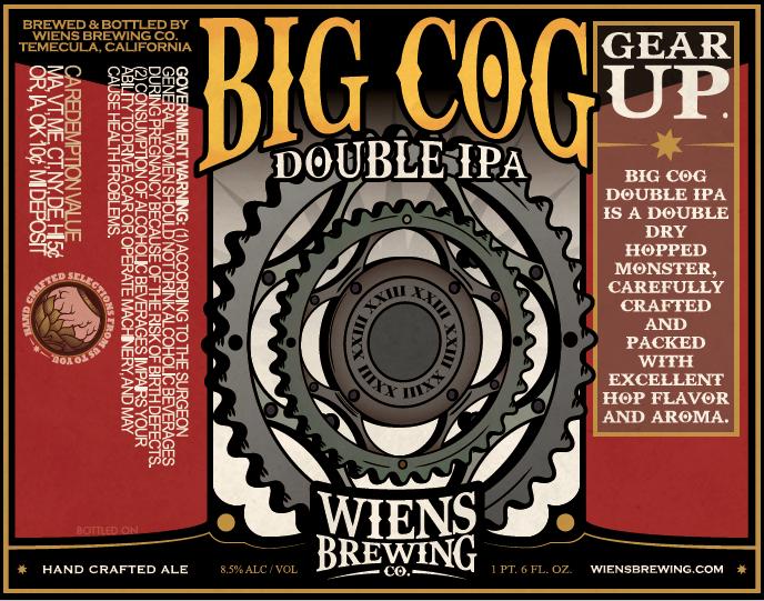 Logo of Wiens Big Cog