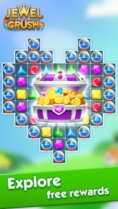 Jewel Crush™ – Jewels & Gems Match 3 Legend 3